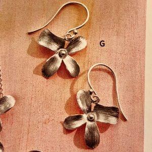 Silpada Garden Whimsy Earrings